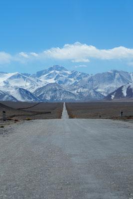 Richtung Karakul
