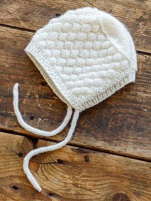 Babymössa i ONION Soft Organic Wool+Nettles