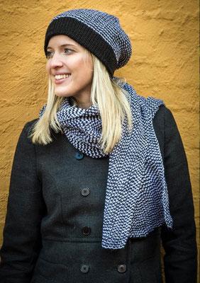 Schal und Mütze aus Mayflower 1 Class