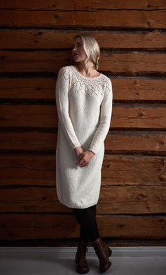 Damenkleid aus Novita Venla
