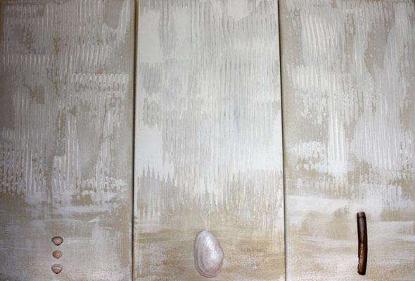 """DAS Art"" Spiegelung Kombination 1   (60x30) (3x)"