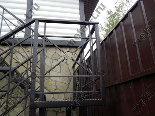 Лестница ступени ПВЛ