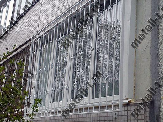 Решетка сварная на балкон