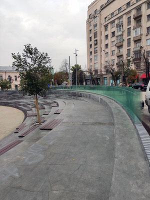 Установка стеклянных ограждений в Москве