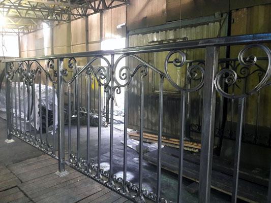 Секция балконного ограждения