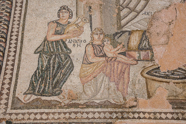 Mosaik Pafos