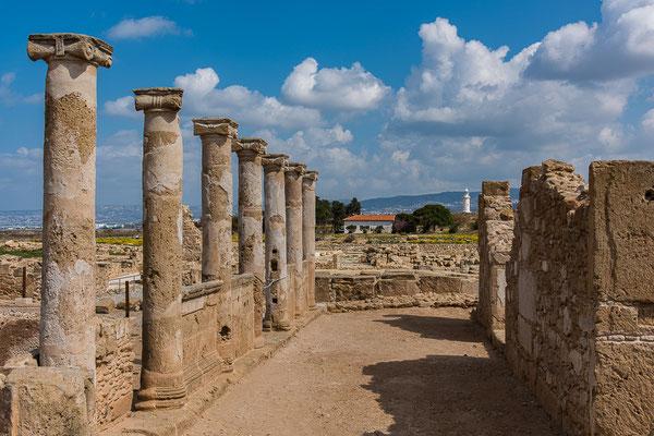 Ausgrabungsstätte Pafos