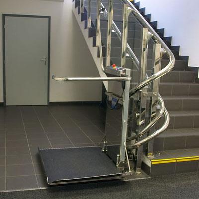 Ideal für Treppenhäuser