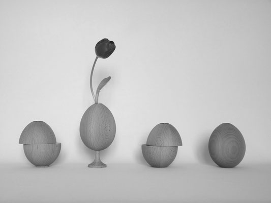 LES COQUETTES / Single flower vases