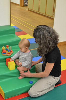 Kinderphysiotherapie Bobath
