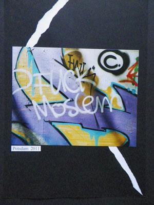 Hass-Schmierereien Potsdam 2011