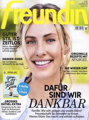 Freundin // Heft 11 - April 2020