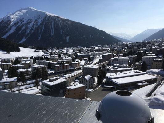 Impression  DV - Davos 2018 von Urs Nutt
