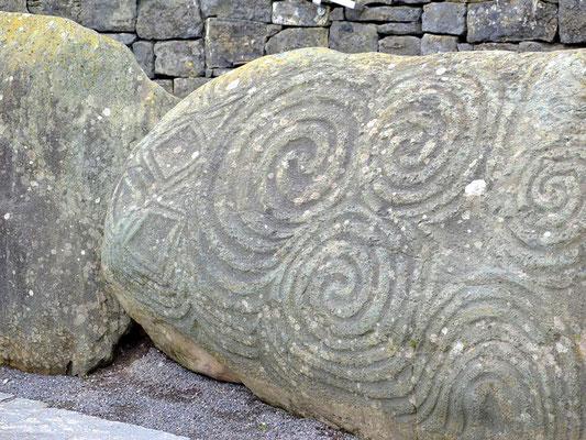 Mystisches Irland Newgrange
