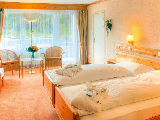 Zimmerbeispiel Sunstar Alpine Hotel, Davos