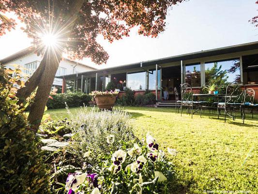 Göttingen Hotel Freizeit Inn: Garten