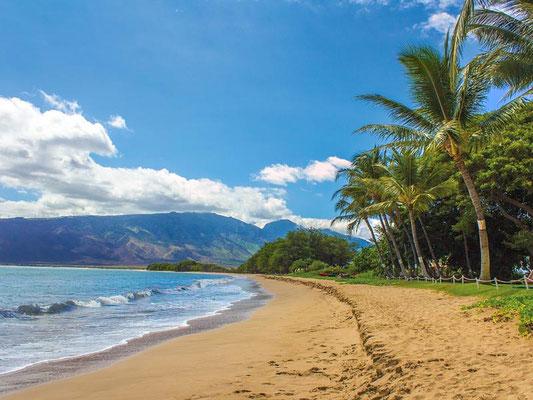 Strände auf Hawaii