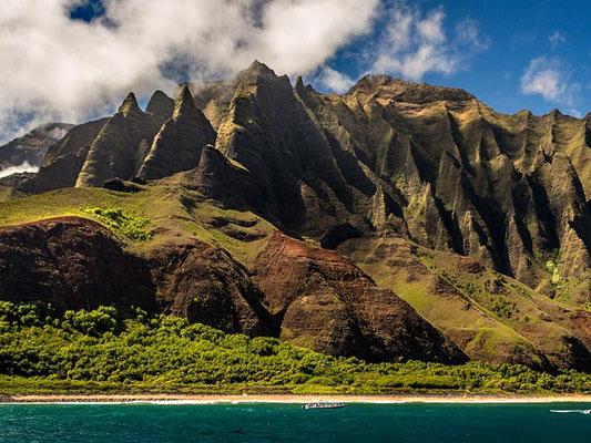 Vulkane auf Hawaii