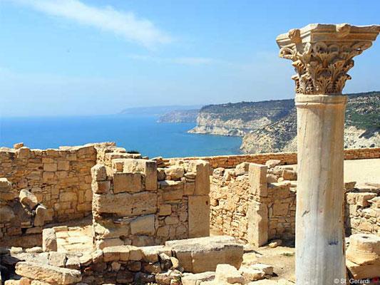 Antikes Kourin, Zypern