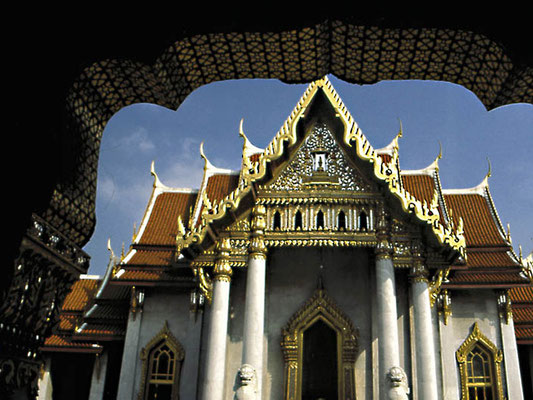 Spirituelle Reise nach Thailand, Bangkok