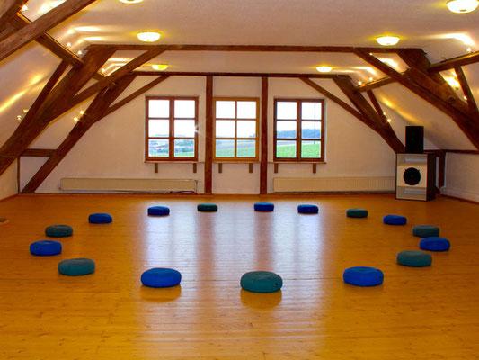 Seminarhaus Attenhausen Seminarraum