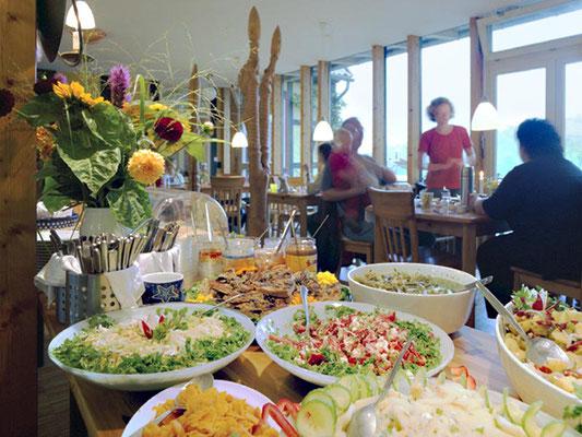 Essen im BIO Hotel Kenner's Landlust