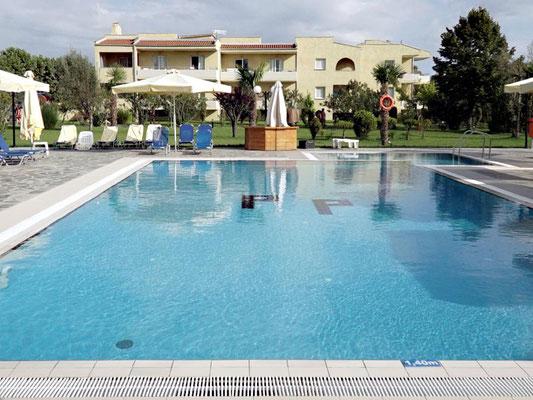 Poseidon Palace Hotel Pool