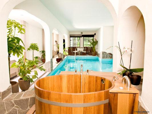 Hotel Lellmann Ludwig: Pool