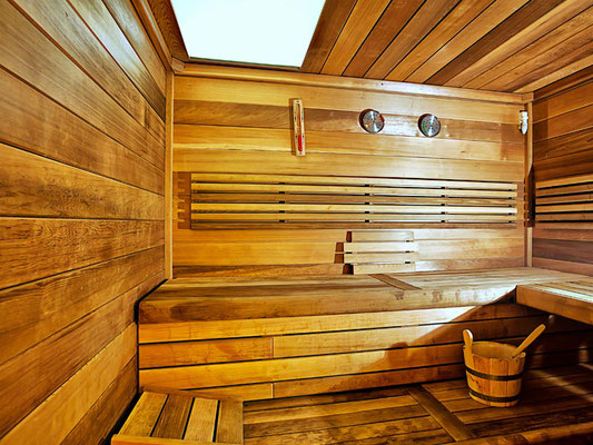 Sivota Diamond Spa Resort - Sauna