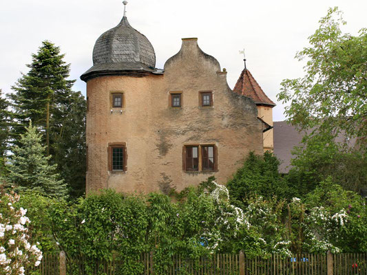Wörners Schloss in Neuses am Sand