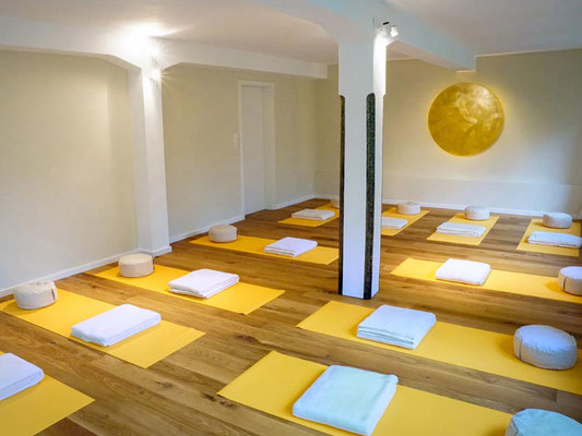 Yoga Retreat Hollermühle