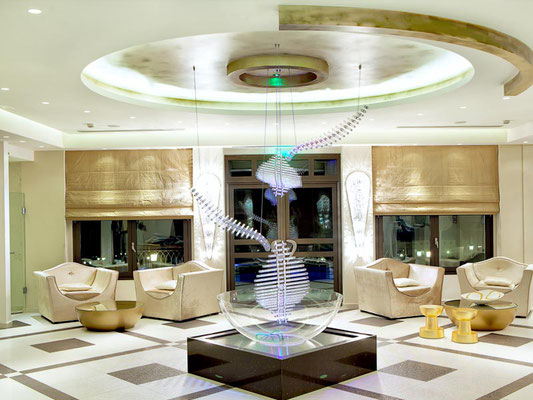 Sivota Diamond Spa Resort Lobby