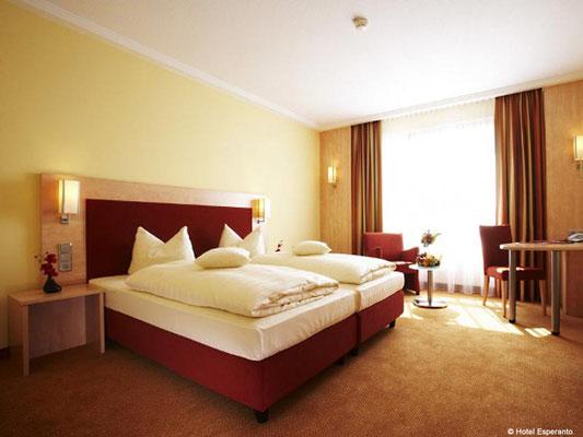 Hotel Esperanto:  Zimmerbeispiel