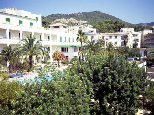 Hotel Bella Colina, Mallorca