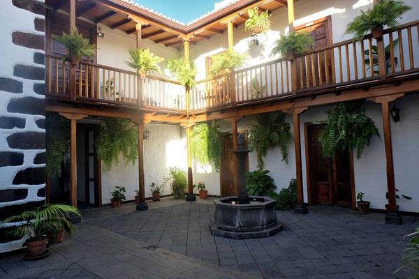 Innenhöfe auf La Palma