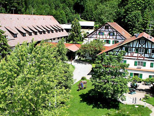 Familienhotel Hofgut Kürnach