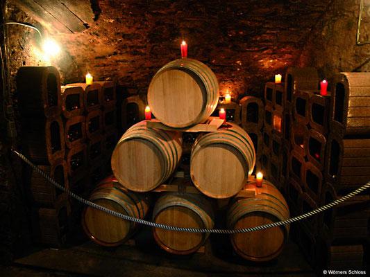 Weinkeller Wörners Schloss