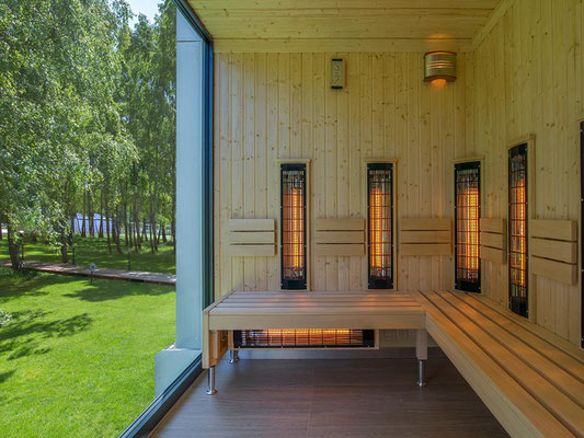 Rosevia Resort Sauna