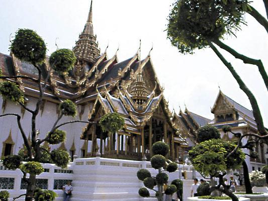 Thailand: Palast in Bangkok