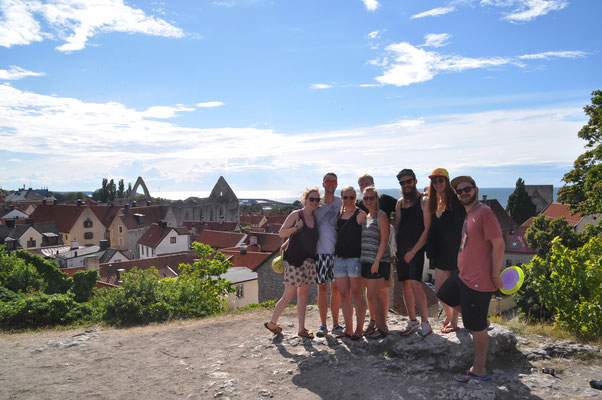 Good Times in Visby 2016