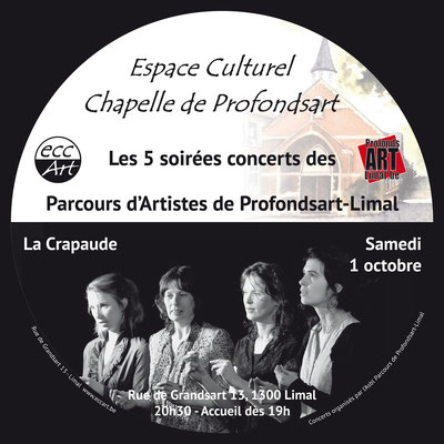 2016 La Crapaude