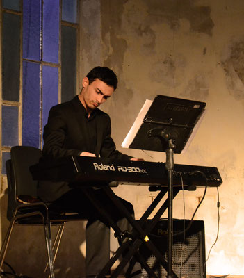 2019 Concert d'Iguazú Quintet à la chapelle de Profondsart