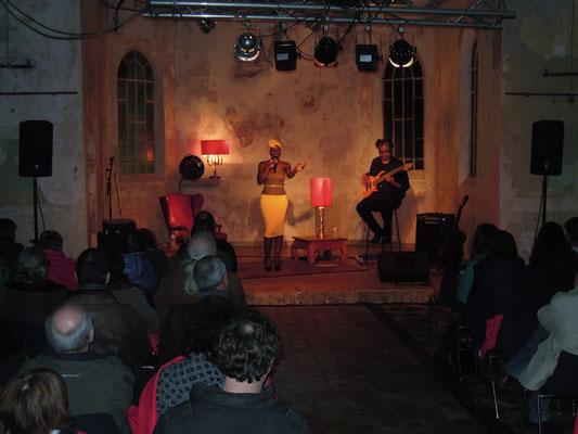 Loumèn et Calvin Moneze