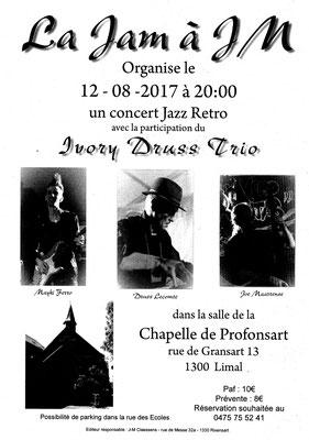 2017 Ivory Druss Trio (JM Claessens)