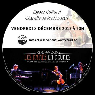 2017 Les Dames en Brunes