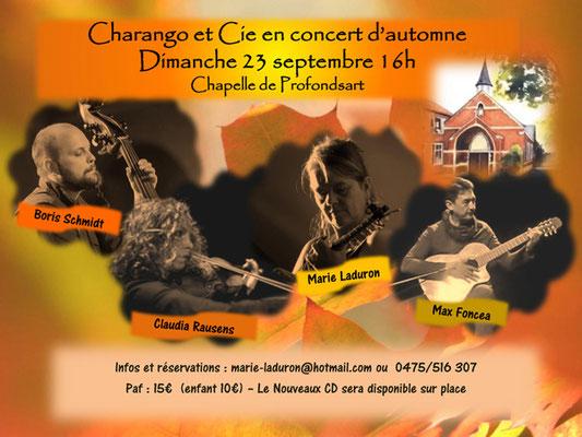 2018 Charango et Cie
