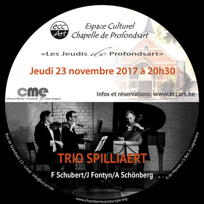 2017 Le Trio Spilliaert