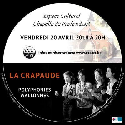 2018 La Crapaude
