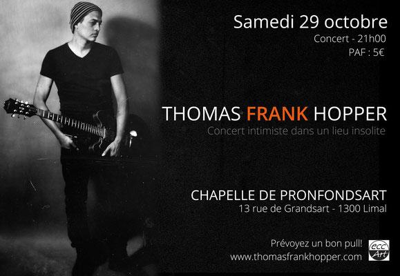 2016 Thomas Frank Hopper