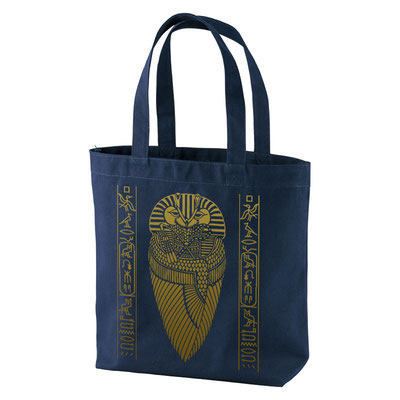 pharaoh Tote Bag navy